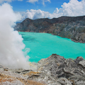 Вулканы Явы на машине с Бали