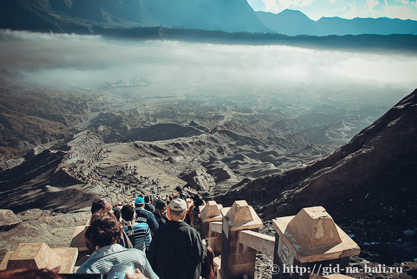 Вулканы Явы