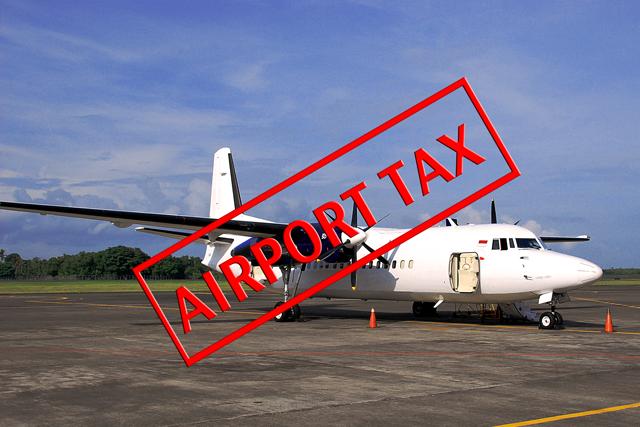 Airport-tax-Bali