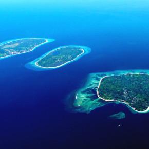 Лучший способ добраться до райских островов Гили и где они находятся?