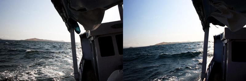 лодка до Комодо